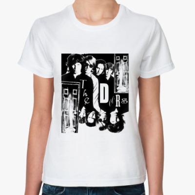 Классическая футболка The Doors #2  футболка