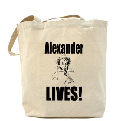Сумка Alexander LIVES!
