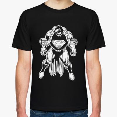 Футболка Superman Chained / Супермен в Цепях
