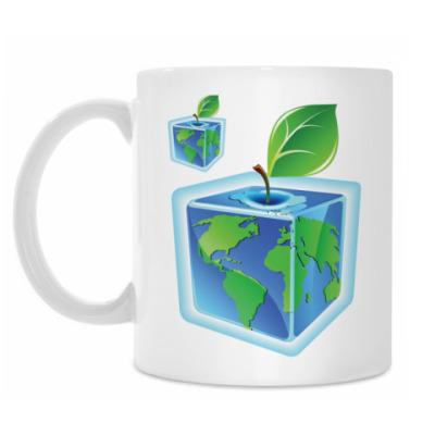 Кружка Экологически Чистая Планета
