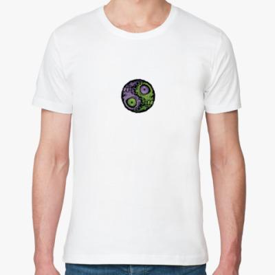 Футболка из органик-хлопка Zombi