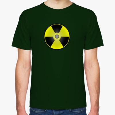 Футболка Радиация постапокалипсис