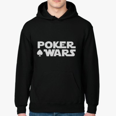 Толстовка худи Poker Wars