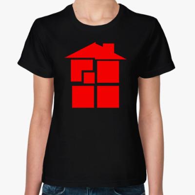 Женская футболка  Хоумстак / Homestuck
