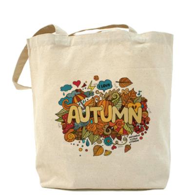 Сумка 'Я люблю Осень'
