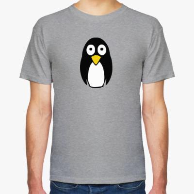 Футболка  Милый пингвин