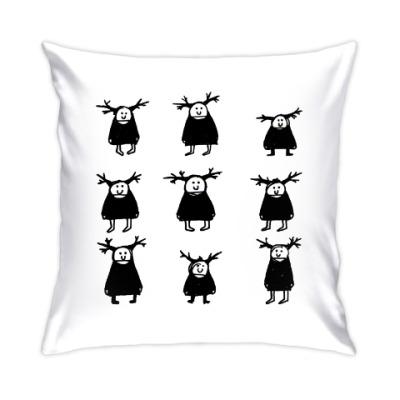 Подушка Dear Deer
