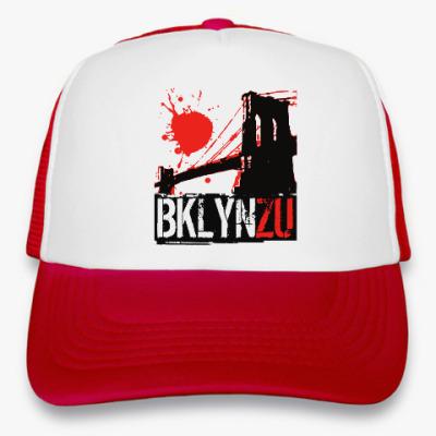Кепка-тракер Brooklyn Zu