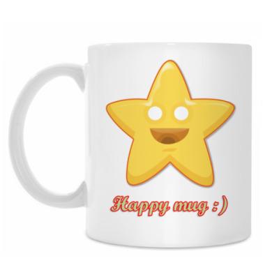 Кружка Happy mug