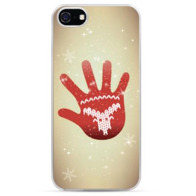 Чехол для iPhone Дай пять!