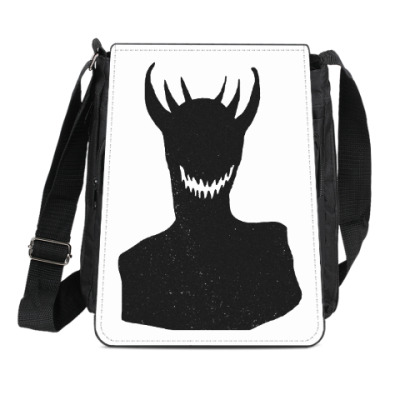 Сумка-планшет Черный король