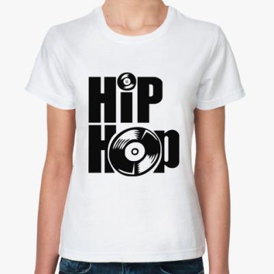 Классическая футболка Hip-Hop