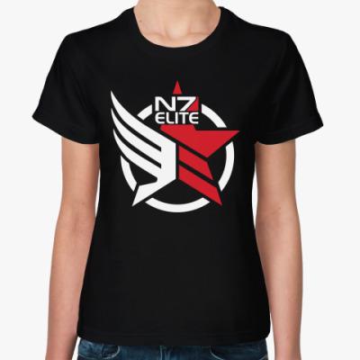 Женская футболка N7