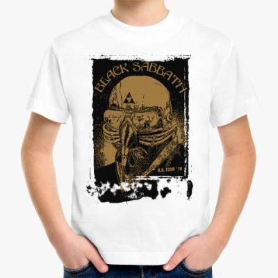 Детская футболка  Black Sabbath