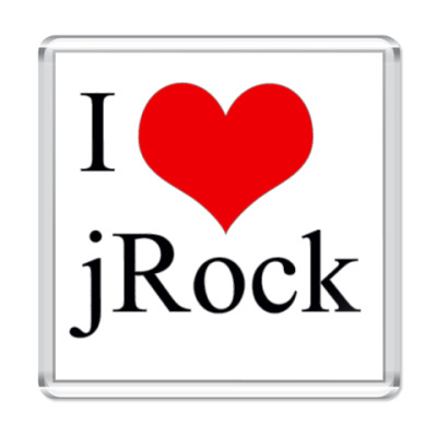 Магнит  J-rock