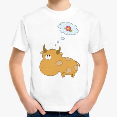Детская футболка Cow-cow