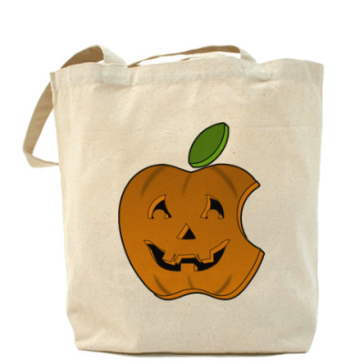Сумка Helloween Apple Холщ сумка