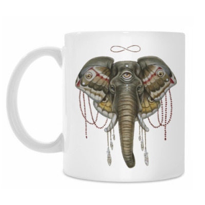 Кружка Индийский слон