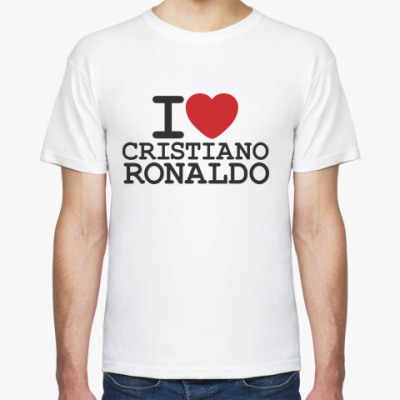 Футболка Cristiano