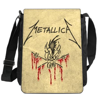 Сумка-планшет Metallica