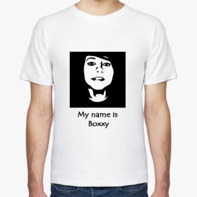 Футболка  футболка Boxxy