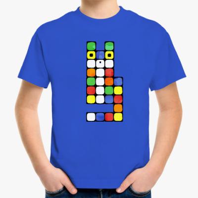 Детская футболка Головоломка Rubikot