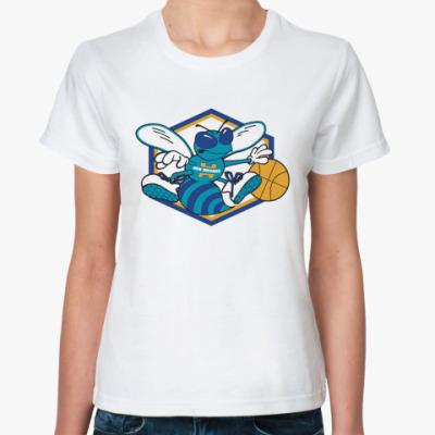 Классическая футболка футболка New Orleans Hornets