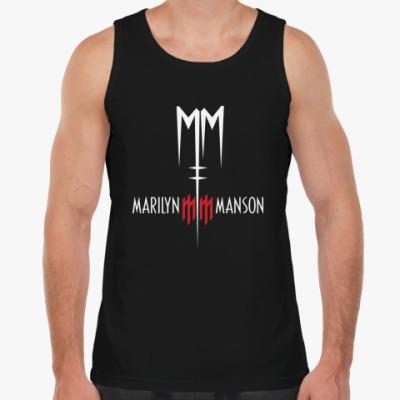 Майка Marilyn Manson