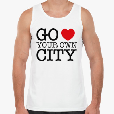 Майка Love your own city