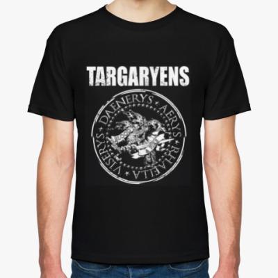 Футболка Игра престолов Таргариены