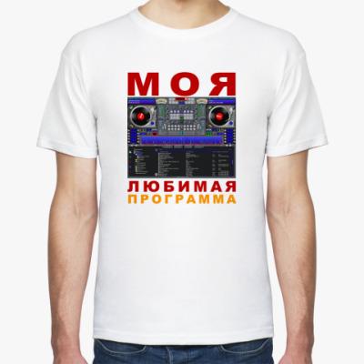 Футболка  футболка VIRTUAL