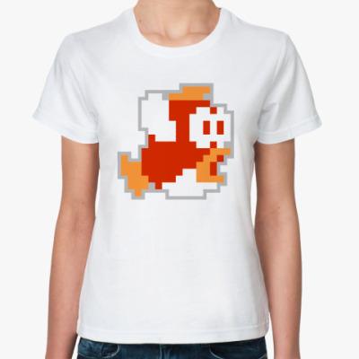 Классическая футболка 'Рыбка'