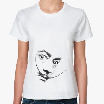 Классическая футболка Усы