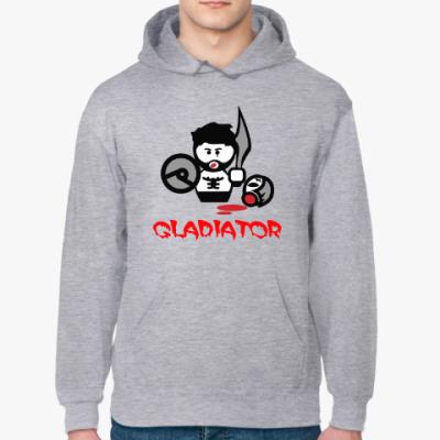 Толстовка худи Гладиатор