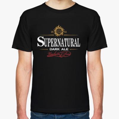 Футболка Supernatural Ale