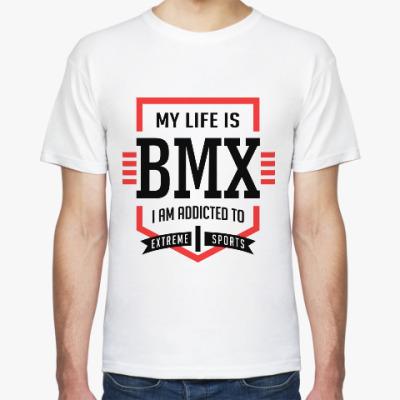 Футболка BMX