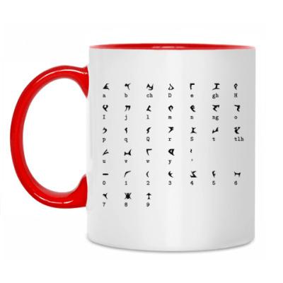 Кружка 'Алфавит'