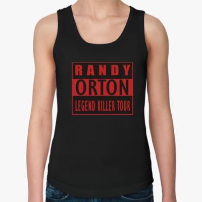 Женская майка  Randy Orton
