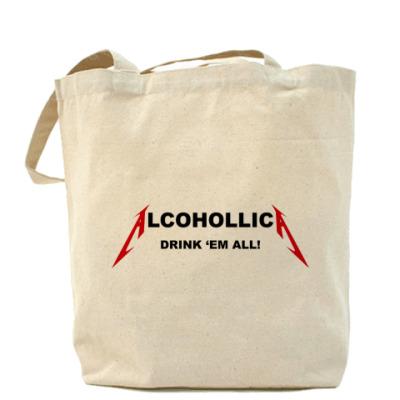 Сумка Alcohollica