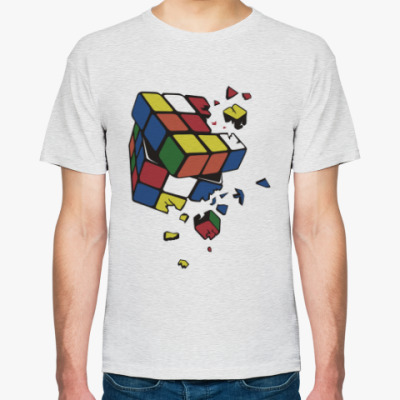 Футболка Broken Cube