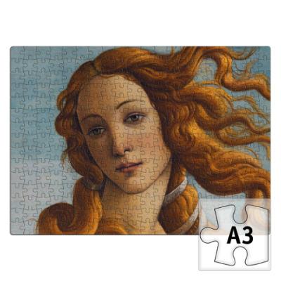 Пазл  Венера Боттичелли