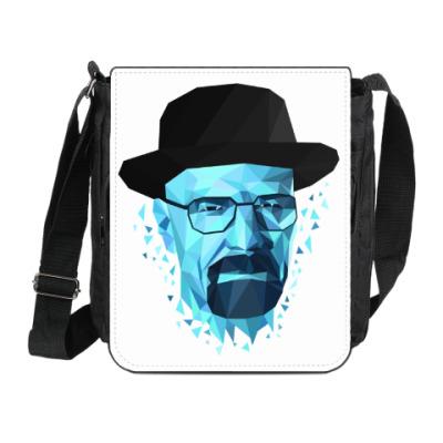 Сумка на плечо (мини-планшет) Heisenberg