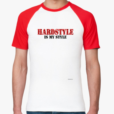 Футболка реглан Hard Style