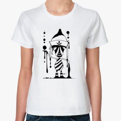 Классическая футболка  «Смола»