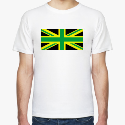 Футболка UK of Jamaica