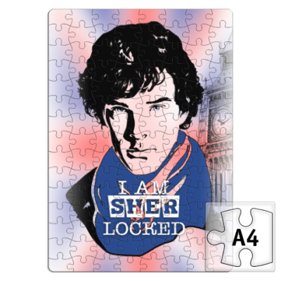 Пазл Sherlock Holmes