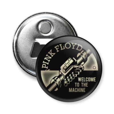 Магнит-открывашка Pink Floyd