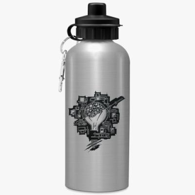 Спортивная бутылка/фляжка Свет Ильича