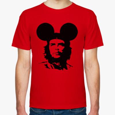 Футболка  Mickey Mouse Che Guevara