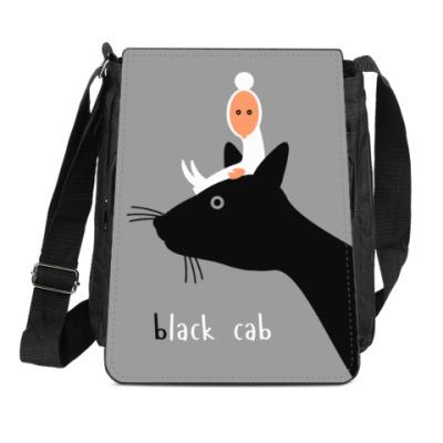 Сумка-планшет Котик